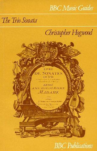 The Trio Sonata By Christopher Hogwood