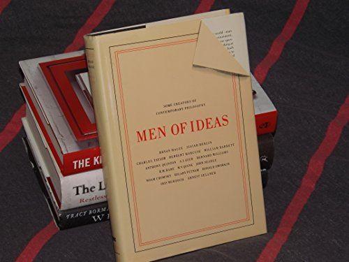 Men of Ideas by Visiting Professor at King's College and Honorary Fellow Bryan Magee (Keble College, Oxford King's College, London University King's College, London University Keble College, Oxford Keble College, Oxford University of Ulster, Jordanstown,