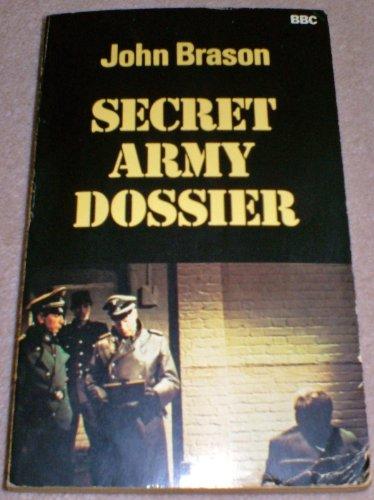 Secret Army By John Brason