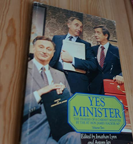 Yes, Minister By Jonathan Lynn