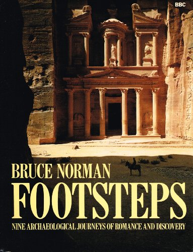 Footsteps By Bruce Norman