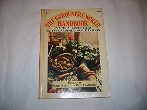 """Gardeners' World"" Handbook By John Kenyon"