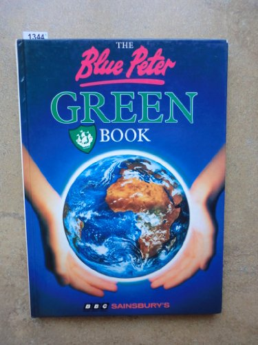 """Blue Peter"" Green Book By Lewis Bronze"