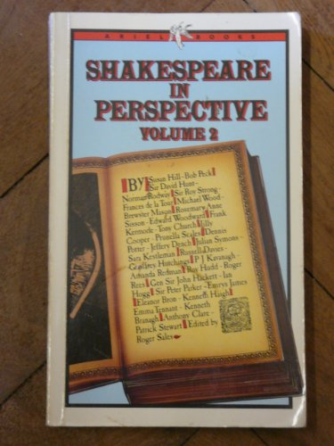 Shakespeare in Perspective By Roger Sales