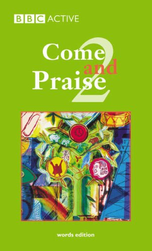 Come and Praise 2 Word Book (Pack of 5) By Alison J. Carver