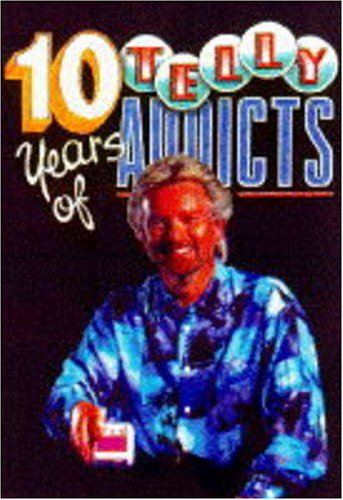 "Ten Years of ""Telly Addicts"" By Richard Lewis"