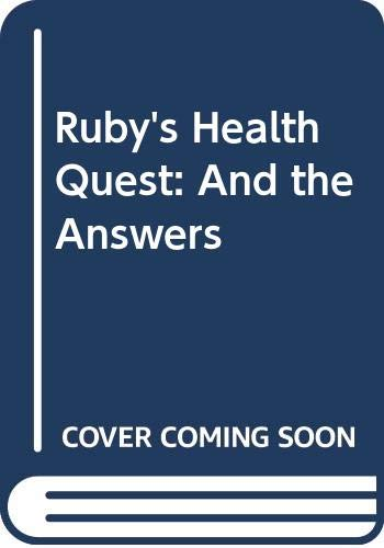 Ruby's Health Quest By Ruby Wax