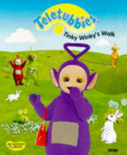 "Teletubbies Coloring Book Kids Fun Com: ""Teletubbies"" By BBC"