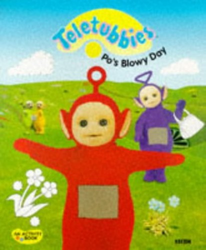 Teletubbies Coloring Books: Teletubbies- Po's Activity Book(Pb): Po's Colouring And