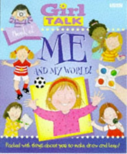 Book of Me and My World! By BBC Books