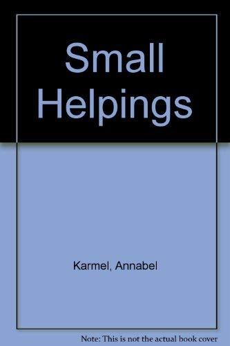Small Helpings By Annabel Karmel