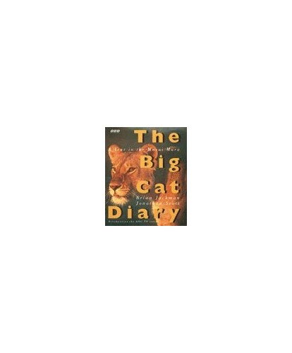 The Big Cat Diary By Brian Jackman