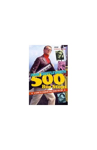 500 Bus Stops By John Shuttleworth