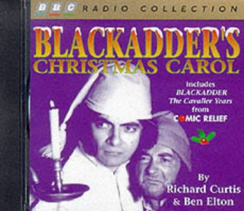Blackadder's Christmas Carol: Includes Comic Relief Bl... by Elton, Ben CD-Audio