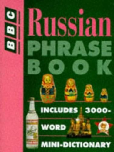 BBC RUSSIAN PHRASE BOOK By John Langran