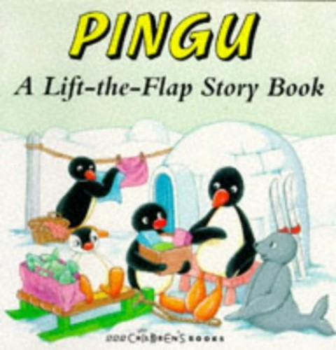 Pingu the Little Penguin: Flap Book by