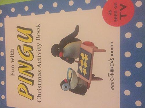 Pingu Christmas Activity Book By BBC