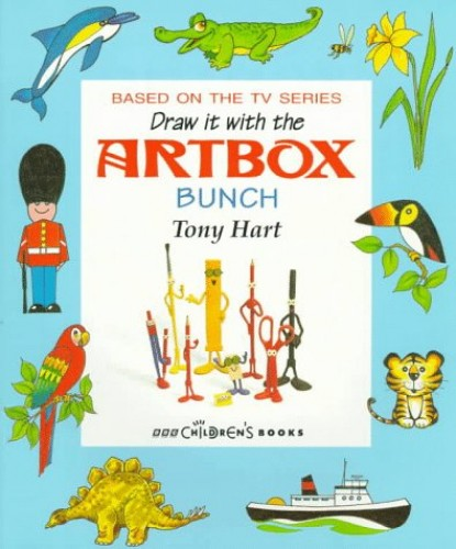 Draw it with the Art Box Bunch By Tony Hart