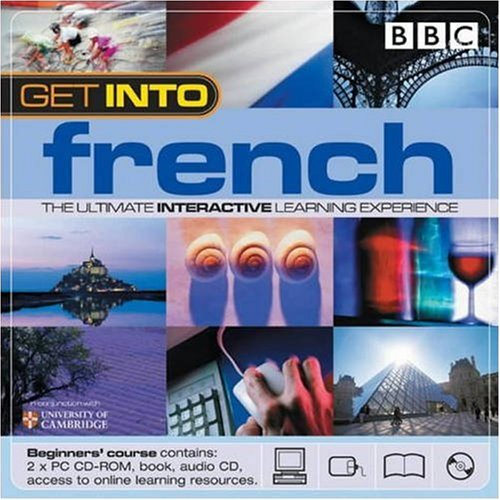 Get into French: Course Pack by