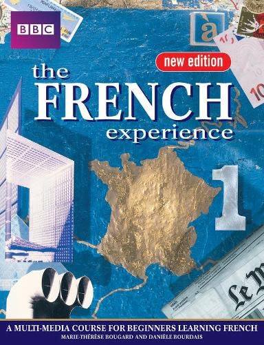 FRENCH EXPERIENCE 1 COURSEBOOK NEW EDITION By Daniele Bourdais