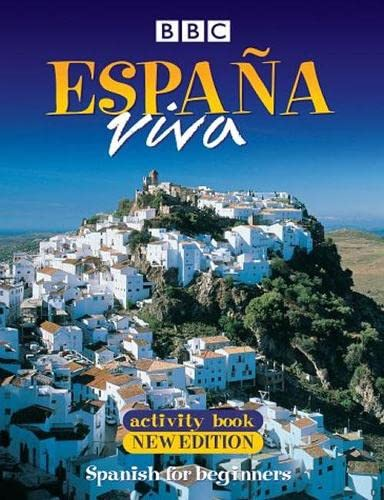 ESPANA VIVA ACTIVITY BOOK NEW EDITION By Derek Utley