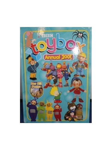"""""""Toybox"""" Annual By BBC"""