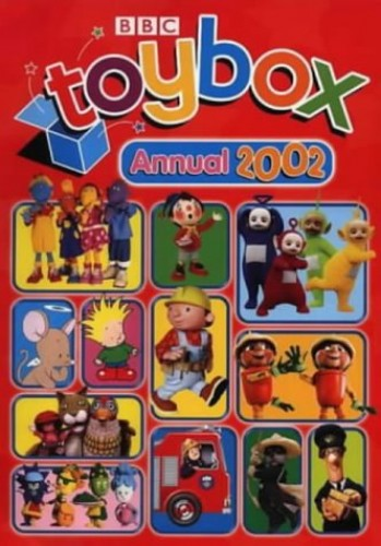 Toybox- Toybox Annual 2002(Laminated) by Unknown Author