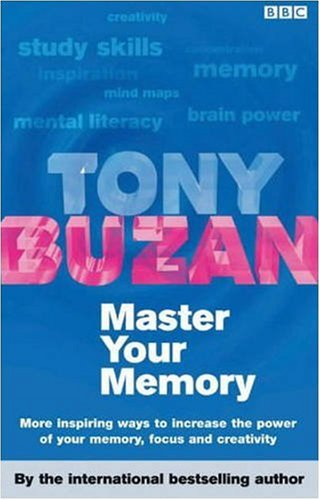 Master Your Memory By Tony Buzan