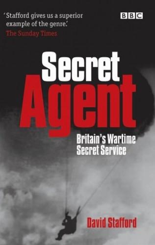 Secret Agent By David Stafford