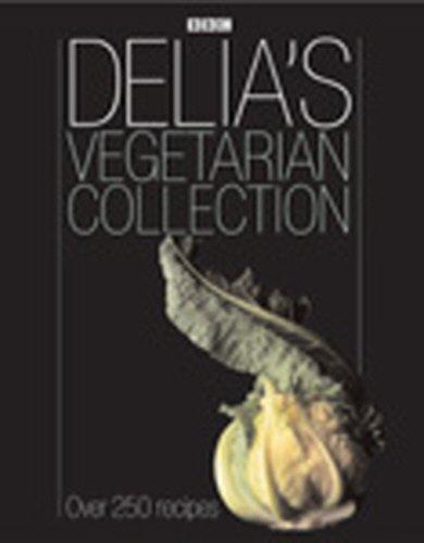 Delia's Vegetarian Collection By Delia Smith