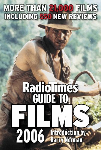 """Radio Times"" Guide to Films By Introduction by Barry Norman"