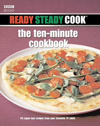 Ready Steady Cook: The Ten Minute Cookbook By Lesley Waters