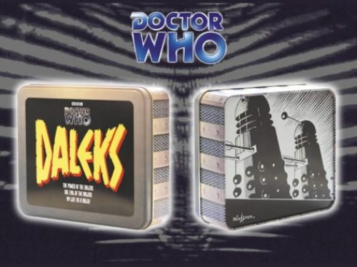 Doctor Who By Doctor Who