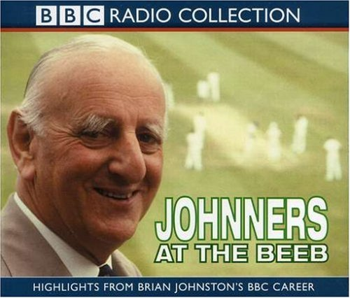 Johnners at the BEEB by Brian Johnston