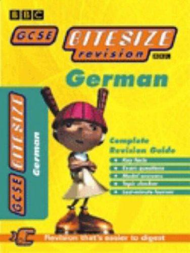 GCSE BITESIZE COMPLETE REVISION GUIDE GERMAN By Rachel Aukett
