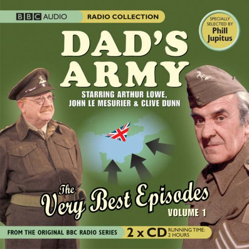 """""""Dad's Army"""", the Very Best Episodes: Volume 1 by Jimmy Perry"""