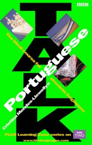 TALK PORTUGUESE COURSE BOOK By Alwena Lamping