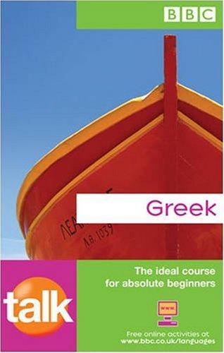 Talk Greek: Coursebook by Karen Rich