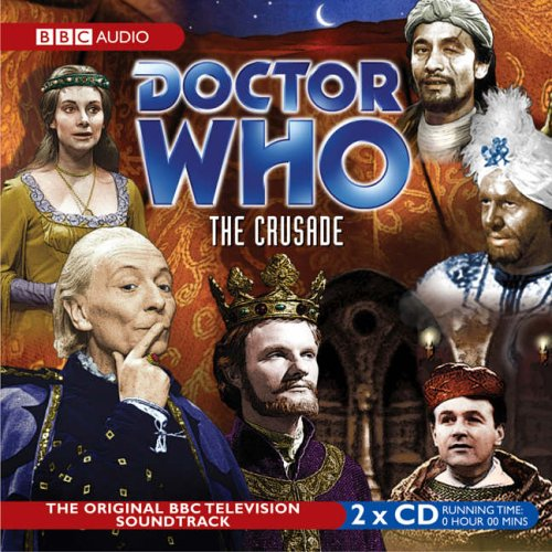 """""""Doctor Who"""", the Crusade By David Whitaker"""