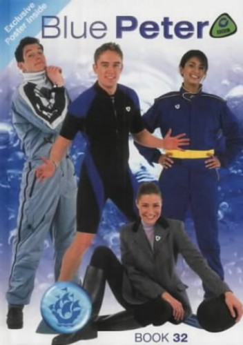 """""""Blue Peter"""" Annual By BBC"""