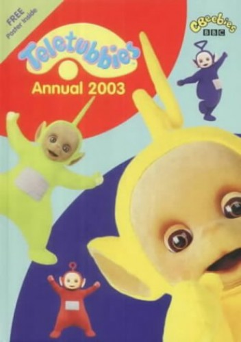 """Teletubbies"" Annual By BBC"