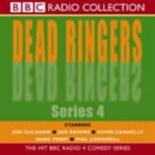 """""""Dead Ringers"""" Series 4: Hit BBC Radio 4 Comedy S... by Various Artists CD-Audio"""