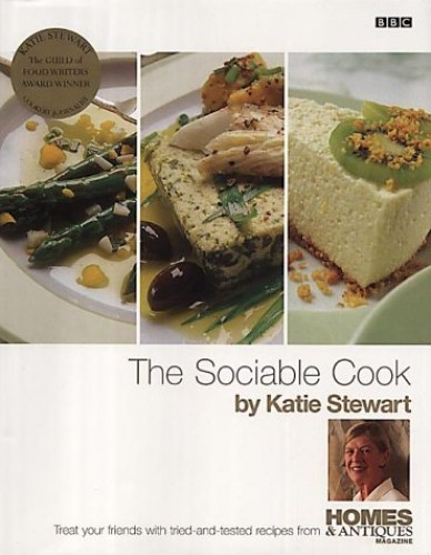 The Sociable Cook By Katie Stewart