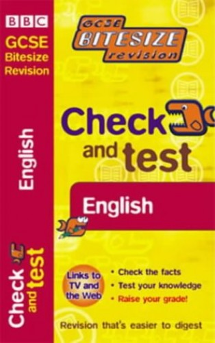 Check and Test English By unknown