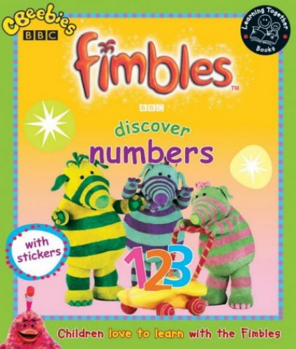 Discover Numbers By BBC Books