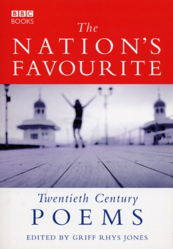 The Nation's Favourite: Twentieth Century Poems By Griff Rhys-Jones