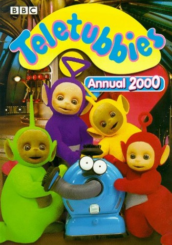 """Teletubbies"" Annual By BBC"