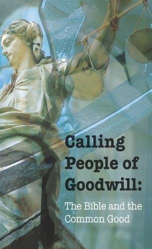 Calling People of Goodwill By Prepared for publication by British & Foreign Bible Society