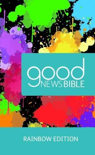 Good News Bible (GNB) Rainbow Bible 2017