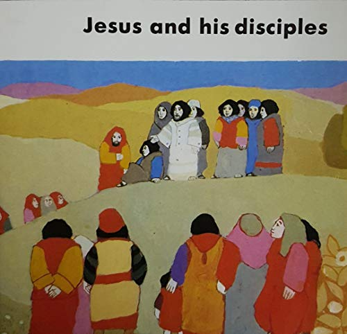 Jesus and His Disciples By Kees De Kort